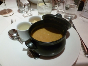 Hotpot Fish Soup