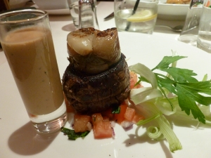 Simply stunning steak