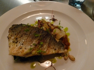Sea bream for fish lovers