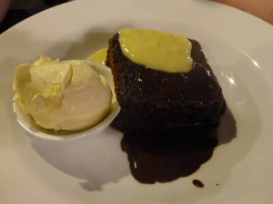 Classic Sticky Toffee Pudding