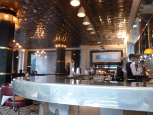 Wheeler's bar