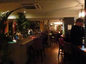 Inside Kamique Bar