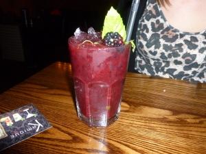 Berry Blitz Mojito