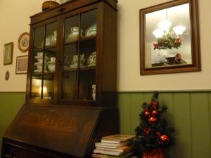 Classic and cosy decor