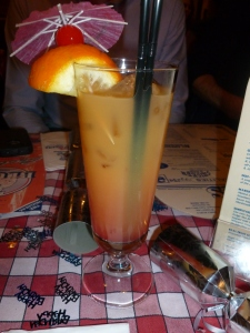 Who doesn't love a tequila sunrise?