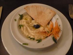 Classic humus