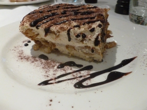 Classic Italian dessert