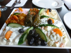 Cold Mixed Mezze