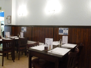 Inside Oldham's