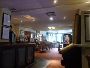 Inside The Harrow