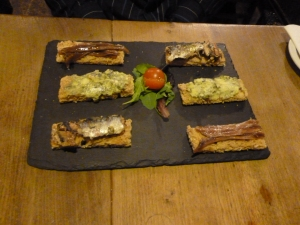 Six Fingers of Toast Starter