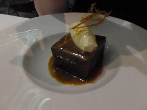 Jess's Sticky Toffee Pudding