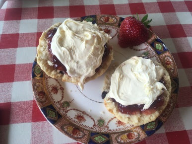 Holiday Munchies: Trevallick's Farm Shop and Tea Room, Liskeard, Cornwall