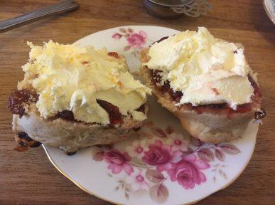 Holiday Munchies: Miss Marples Tearoom, Looe,Cornwall