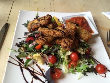 Holiday Munchies: Salt Kitchen and Bar, Hayle,Cornwall